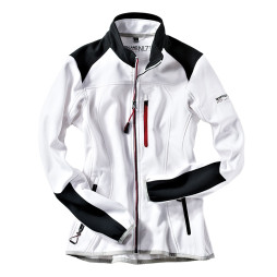 Campera mujer Northland Active Shell Tea blanca