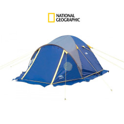 Carpa National Geographic Rock Port - 5 personas