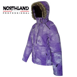 Campera Northland Silvie Girls Trace - Niñas