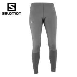 Calza Salomon Trail Tight Trailrun - Mujer
