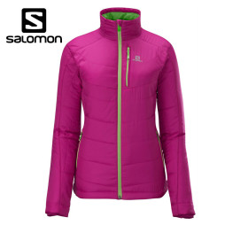 Campera Salomon Insulate Jacket - Mujer