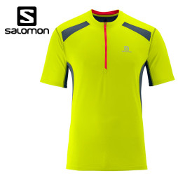 Remera Salomon Ultra Trail - Hombre