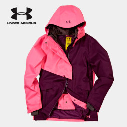 Campera Under Armour Eirene - Mujer