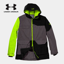 Campera Under Armour Ghost - Hombre
