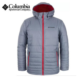 Campera Columbia Go To Hooded - Hombre