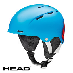 Casco Head Ski Arise Blue
