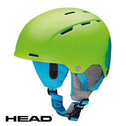 Casco Head Ski Arise Green