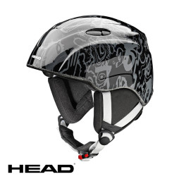 Casco Head Ski Joker Black - Hombre