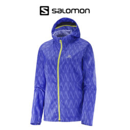 Rompeviento Salomon Fast Wing Graphic - Mujer