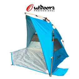 Carpa playera Outdoor Profesional Blue Mask