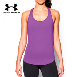 Musculosa Under Armour Tank Fly Vest - Mujer