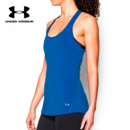 Musculosa Under Armour Ua Cools Witch Tank Sky - Mujer