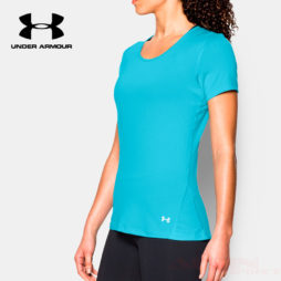 Remera Under Armour Cools Witch - Mujer