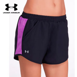 Short Under armour Run Fly - Mujer