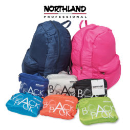 Mochila Packable Northland ultraliviana