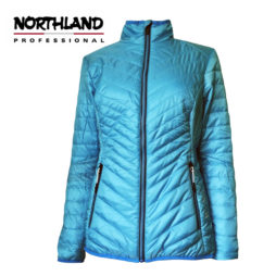 Campera Northland Activa Microloft  - Mujer