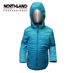 Campera Northland Ice Blue - Niño