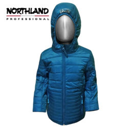 Campera Northland Mathyl Blue - Niño